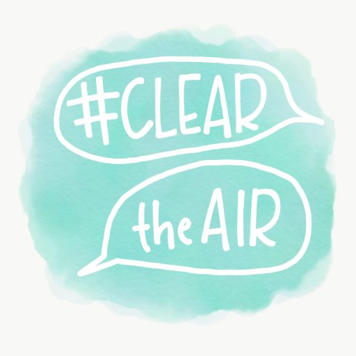 Clear The Air – Join us